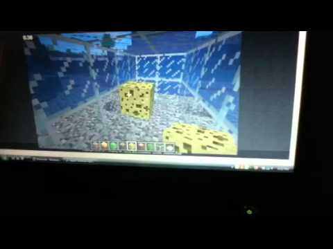 How To: make a glass dome underwater in minecraft