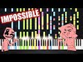 Marshmello & Anne-Marie - FRIENDS - IMPOSSIBLE PIANO by PlutaX