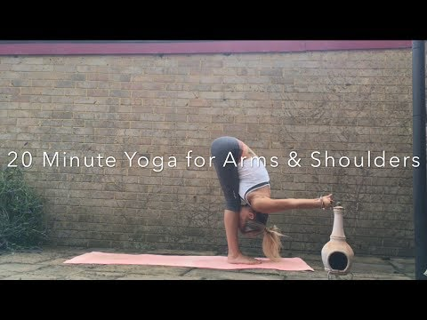 20 Minute Yoga for Arms & Shoulders