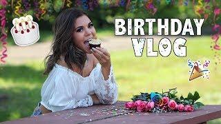 18th BIRTHDAY VLOG!