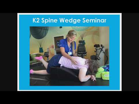 K2 Spine Wedge for Back Pain and Scoliosis | Part 1
