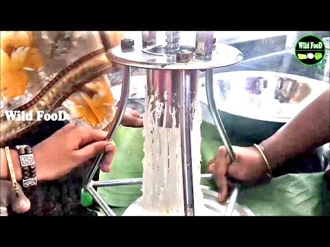 How To Make Idiyappam | How To Make String Hopper | Prepared by My Mummy | South Indian Dish |