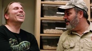 SnakeBytesTV takes on Prehistoric Pets