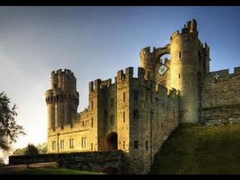 Reautiful Warwick Castle  UK Tour