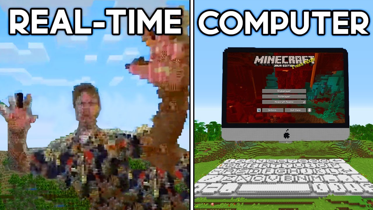 Minecraft's Most Mind-Blowing Inventions...