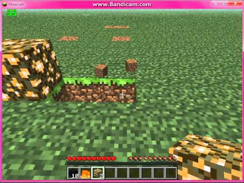 Minecraft how to make a Nether Portal 1.1.0