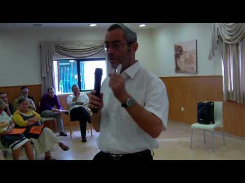 Rav Prof Fixler - שבת חשמלית  - הושענא רבא תשע