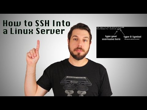 The Easy Way to SSH Into a Linux Server over the internet How to Secure Shell using Cloud