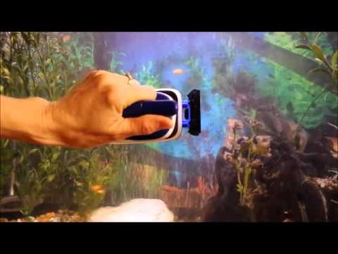 KEDSUM Handle Design Magnet Aquarium Cleaner