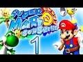Let's Play Super Mario Sunshine Part 1: Sommer, Sonne ...