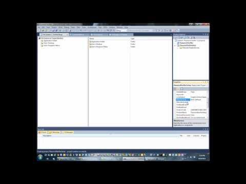 Visual Studio MSI Builder