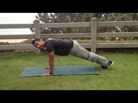 Eccentric Push Ups - Exercise to Build Strength & Muscle in Upper Body