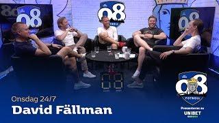 08 Fotboll: David Fällman