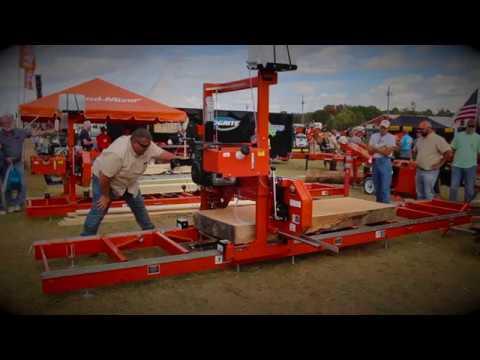 WOOD-MIZER LT15 Portable Sawmill