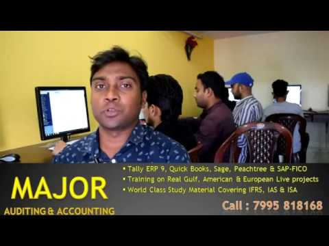 Students Review in Telugu - Major Accounting Institute Hyderabad