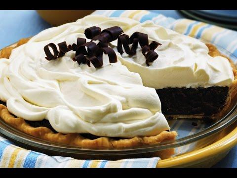Brownie Cream Pie