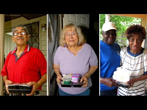 Donald Trump Cutting Meals on Wheels to Pay for Mexican Wall