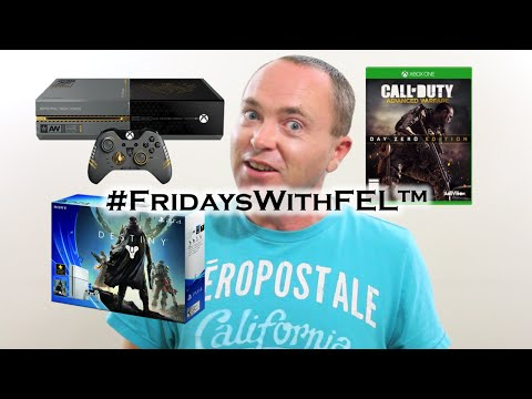 #FridaysWithFEL™ Xbox One & PlayStation 4 GIVEAWAY, Channel UPDATE & MORE! (Episode 30)