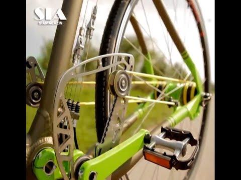 StringBike (Zsinóros Kerékpár)