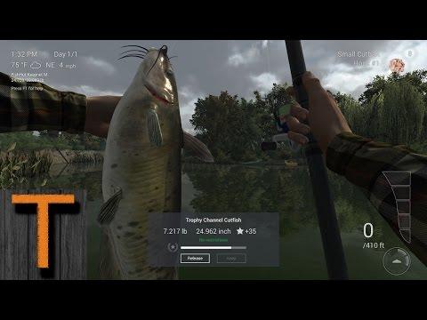 Fishing Planet Missouri Guide - How to Catch Catfish & Trophy Catfish - Fishing Planet Gameplay