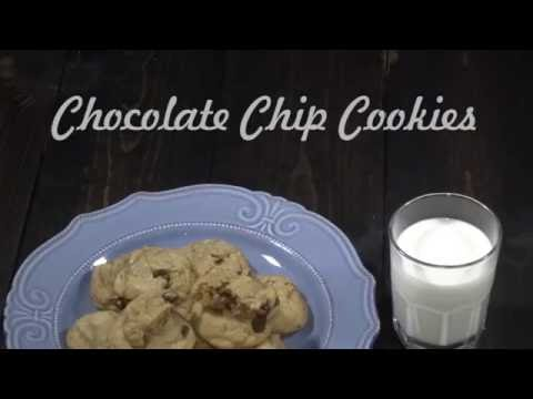 Can O' Budder Chocolate Chip Cookies