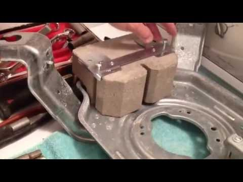 GE Washer Top Loader Out of Balance Shaking Repair Tutorial