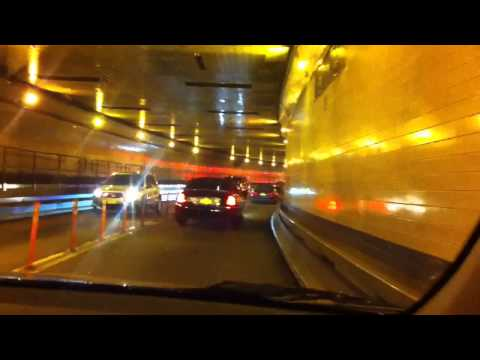 The Lincoln Tunnel NYC