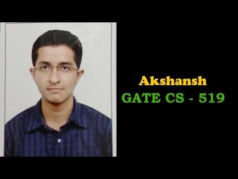 90 Akshansh Sharma AIR 519