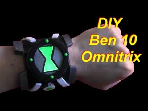 Ben 10 Omnitrix (The Original), Cheap and Easy DIY