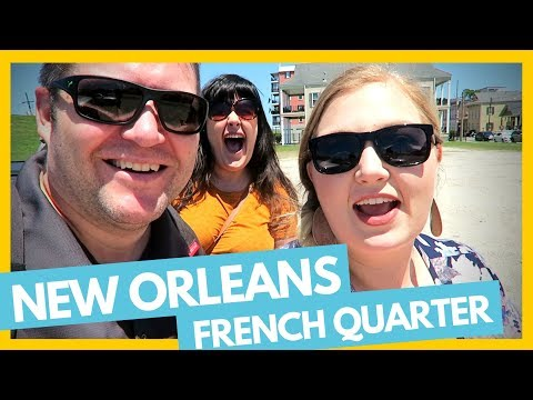 New Orleans Adventure w/ Friends & Baby! + RVLove ❤️Travel Family