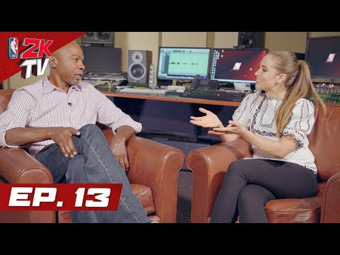 Greg Anthony on his Years with Pat Riley & More - NBA 2KTV S4. Ep.13