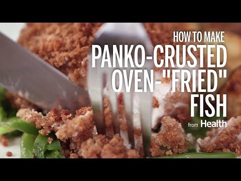 How to Make Panko-Crusted Oven