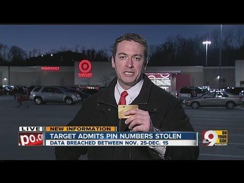 Target: Debit card accounts not compromise