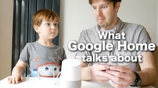 Google Home: Unboxing & Review - TheDadLab