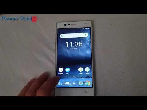 Black theme for Nokia 3