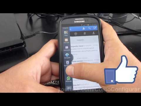 Ventana múltiple en Samsung Galaxy S3 Samsung Galaxy S3 español