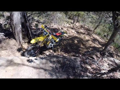 ENDURO WHEN IT DOESN'T GO TO PLAN PART 2 RMX450Z.