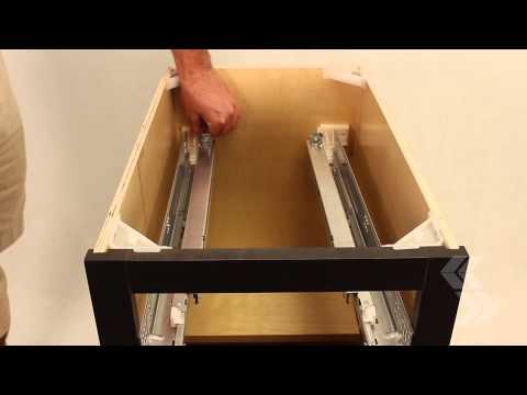 Cabinets.com - Cabinet Drawer Adjustment