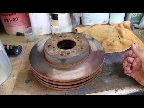 How to: Change Disc Brakes on Honda Civic 2006-2011