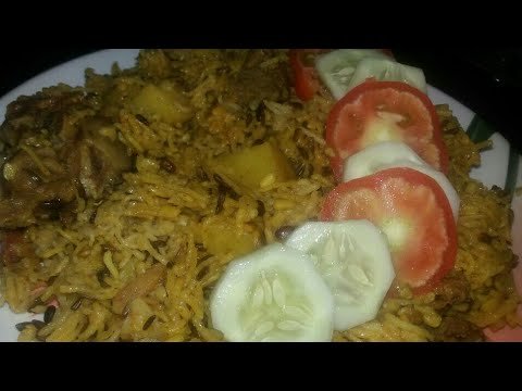 Muzaffarnagar ki mashoor Tahiri recipe | recipe in hindi