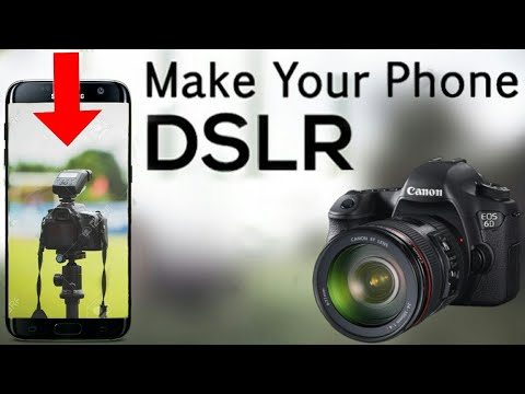 Make Your Mobile Camera Like DSLR | You Can Use DSLR Blur in your Android Camera