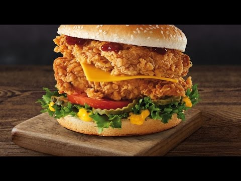 Zinger Burger Recipe - zinger burger recipe kfc style