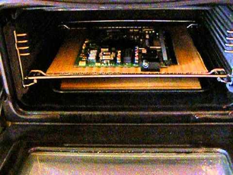 Phil's LG Bake Off repair TV motherboard GB 42LX6900