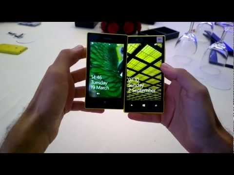 Nokia Lumia 520 vs Nokia Lumia 720 - Side by Side Comparison