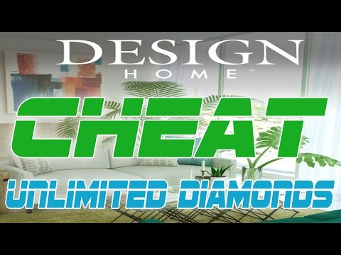 DESIGN HOME CHEATS - Crowdstar (Android/IOS)