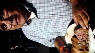 Zeb's bacon wrapped turkey leg challenge part 3