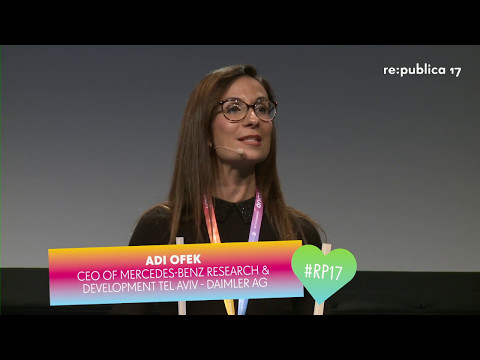 re:publica 2017 - Adi Ofek: Silicon Wadi Israel - Digitizing orient