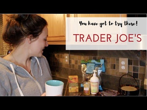 You Have To Try These!! | Trader Joe's (while puppy sitting)