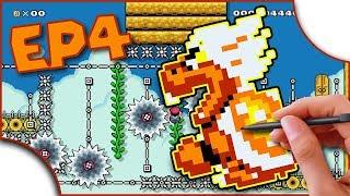 Super Mario World Remade & Remixed in Super Mario Maker