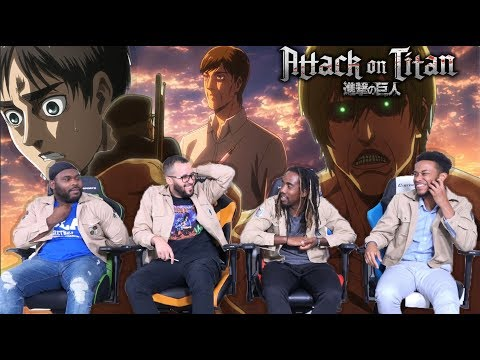 Xxx Mp4 OK We 39 Re Confused Attack On Titan 3x21 REACTION REVIEW 3gp Sex